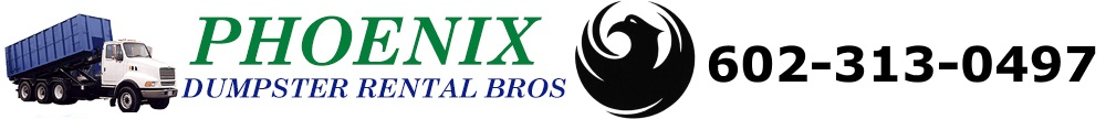 Phoenix Dumpster Rental Bros